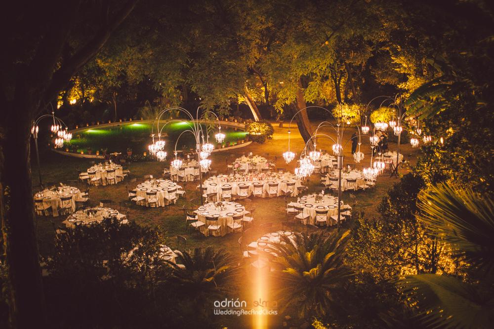 boda en gonzalez byass catering buganvilla