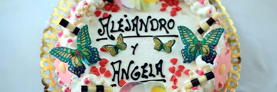 Alejandro + Ángela. Boda en parroquia de la O [Ubrique]; Hacienda El Rosalejo [Villamartín]