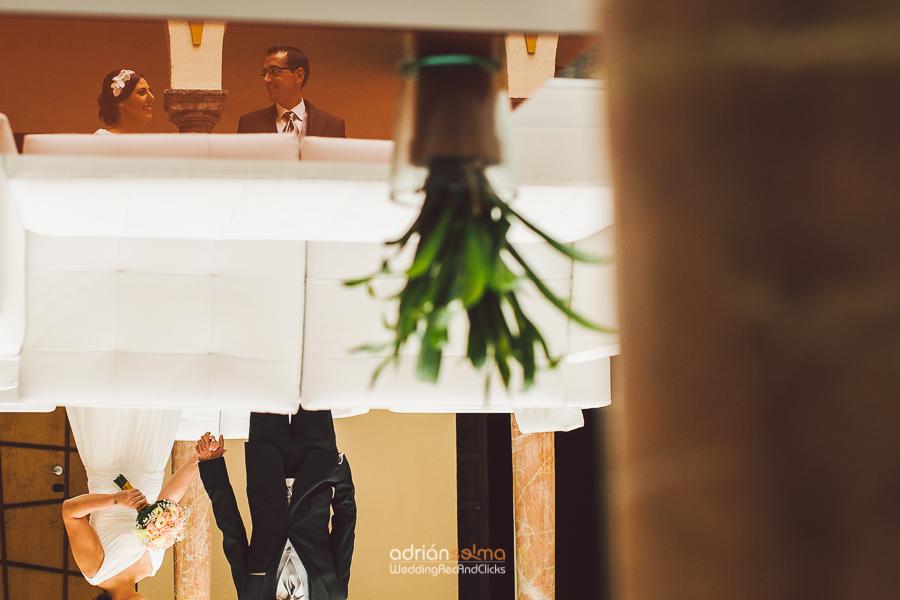 boda en hotel palacio arizon sanlucar