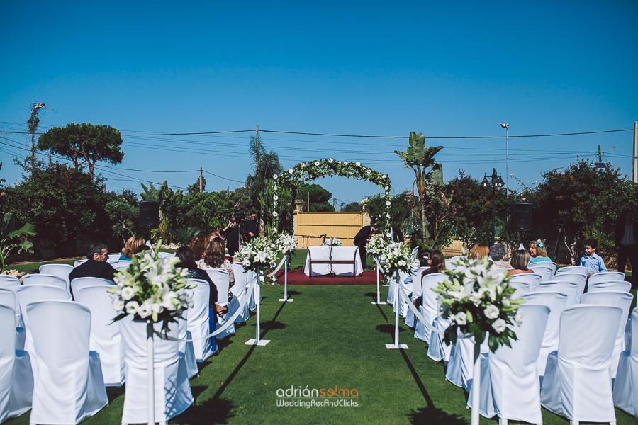 boda en montimar sanlucar