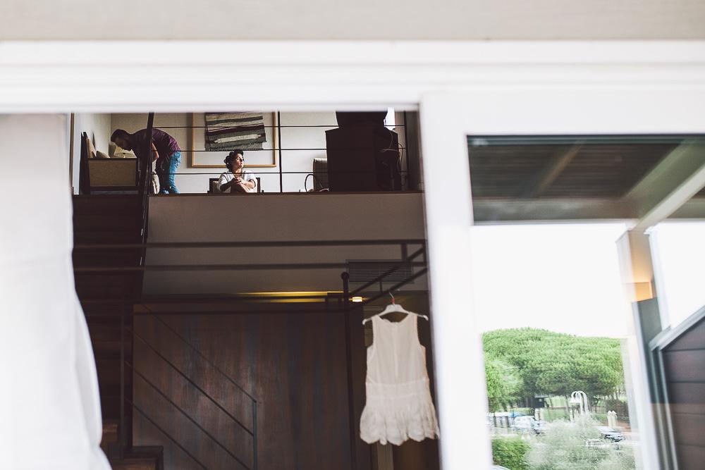 boda en hotel golf nuevo portil