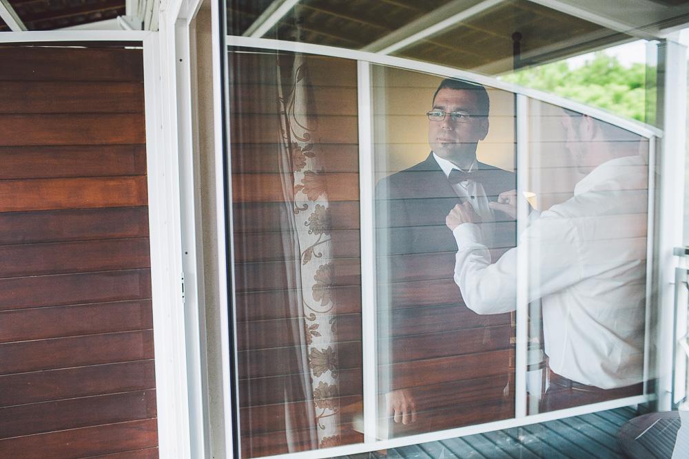 boda en hotel el portil