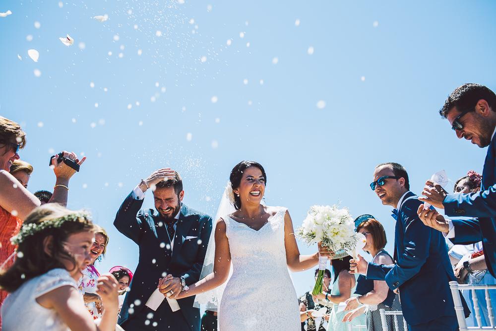 boda civil en luis perez jerez