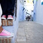 Los zapatos de la postboda