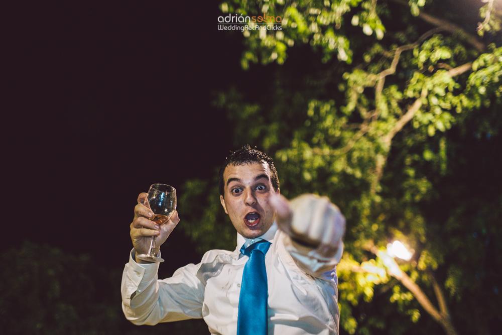 boda en el huertecillo arriate