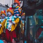 Domingo de coros. Carnaval de Cádiz 2014