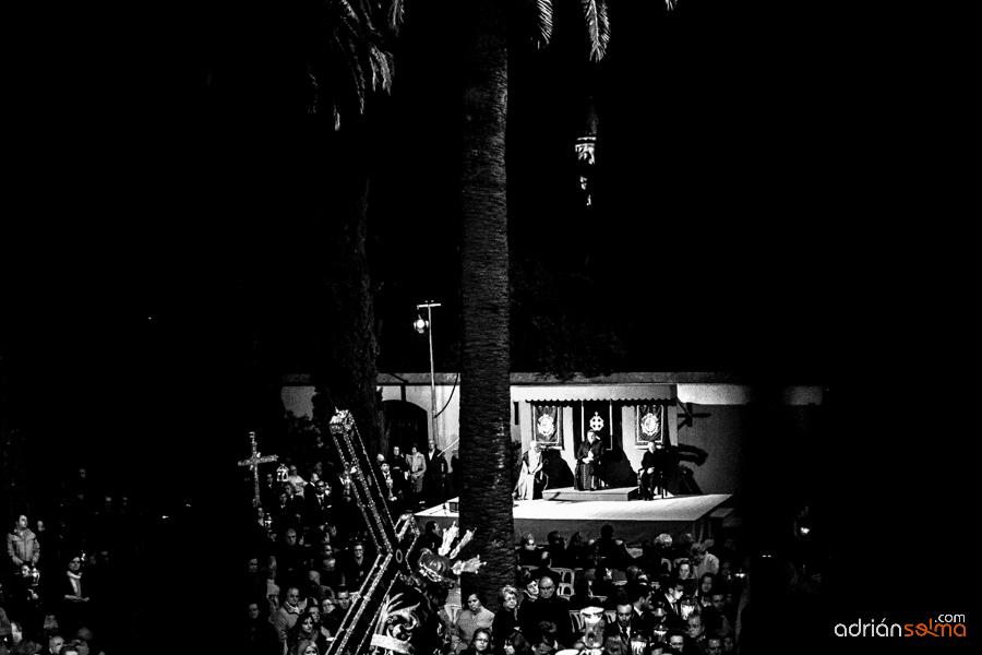 viacrucis nazareno jerez 2014