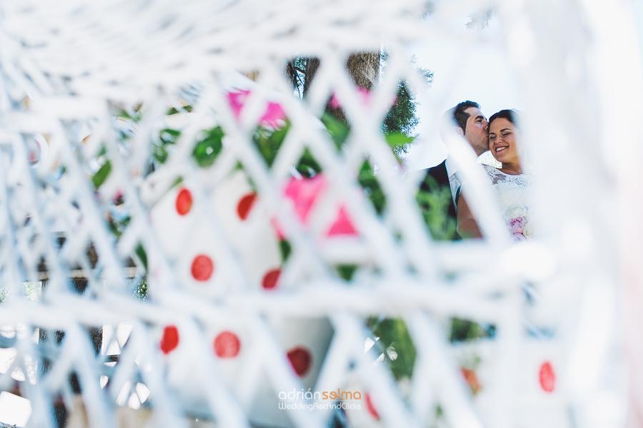 boda en parador arruzafa