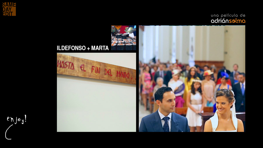video de boda en sevilla