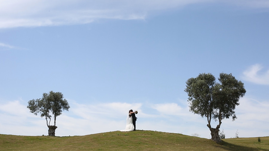 Dani + Inma. Boda civil en Sherry Golf Jerez