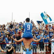 El partido y la celebración ¡el Xerez C.D. a tercera división!